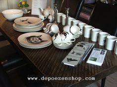 Albert Dubout tableware #tableware #shopping