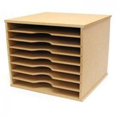 art crafts, scrapbooking, craft suppli, scrapbook paper, storag unit, papers, craft room, paper storage, storage units