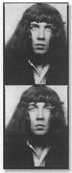 Young Alan Moore