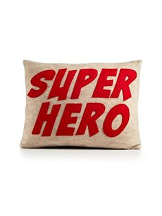 super hero, heroes, decorative pillows, home kitchens, dorm rooms