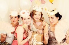 Cute crown photoboothe props