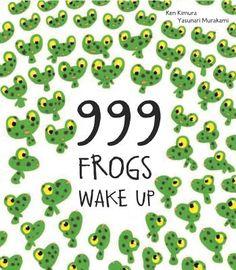 999 Frogs Wake Up by Ken Kimura. ER KIMURA.