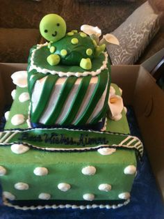 Baby Shower Cakes On Pinterest Baby Shower Cakes Jungle