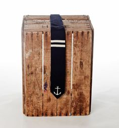Knit Anchor Tie