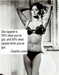 22 Brassy Quotes From Golden Age Sex Symbols Love this image... Real women have smooshy parts (my 5-yr-old's words).