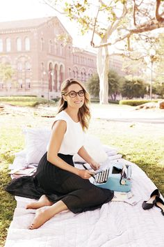 Classic black and white gets a playful update with tiny polka dots. LC Lauren Conrad at #Kohls