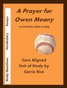 prayer for owen meany essay questions John Irving