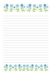 printable stationary on Pinterest | Journal Cards, Free Printable ...
