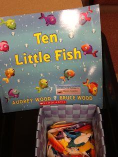 Math stations on pinterest 19 pins for Ten little fish