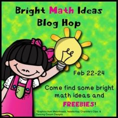 Free math products from  20 different blogs!