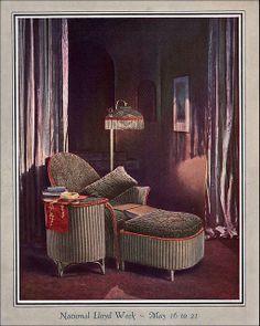 1927 Lloyd Week by American Vintage Home, via Flickr