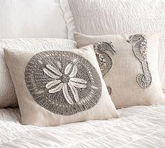 Summer Coastal Decorative Pillows