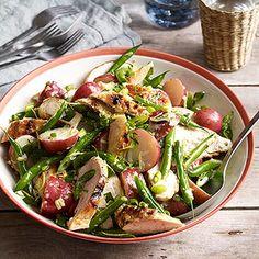 Chicken and Potato Salad (via Parents.com)