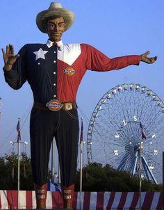 Big Tex.