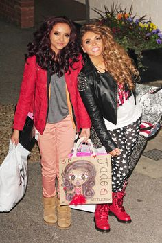 J is for Jade Thirlwall and Jesy Nelson! ... What? No one ever said I can't have two! Hehe :D