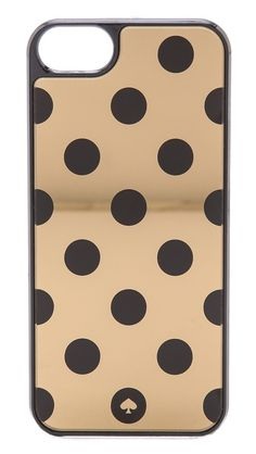 Kate Spade iPhone case {holiday gift idea}. #onlineshopping #shopping #gifts #christmas #iphonecase  #blisslist Buy it with BlissList: https://itunes.apple.com/us/app/blisslist-easy-shopping-gifting/id667837070