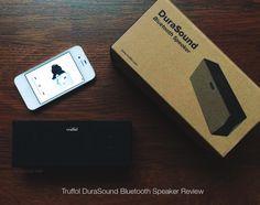 DuraSound Bluetooth Speaker By Truffol [Review]