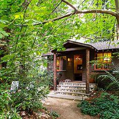37 best cabin getaways   Glen Oaks Big Sur, Big Sur, CA   Sunset.com