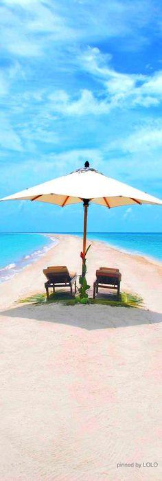 The perfect setting in Musha Cay...#Bahamas