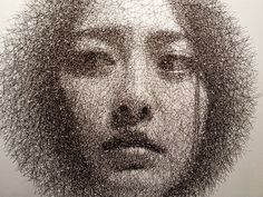 Layers of Wire Mesh by Seung Mo Park