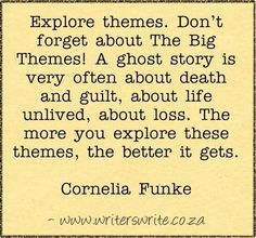 Quotable - Cornelia Funke - Writers Write Creative Blog