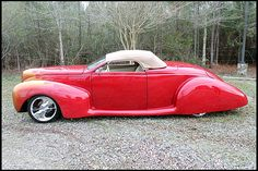 1937 Lincoln Zephyr Street Rod 4.6L, Automatic