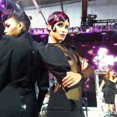 NYC Wella Trend Vision