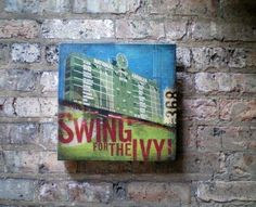 bay aquarium, chicago cubs, origin graphic, field chicago, studio art