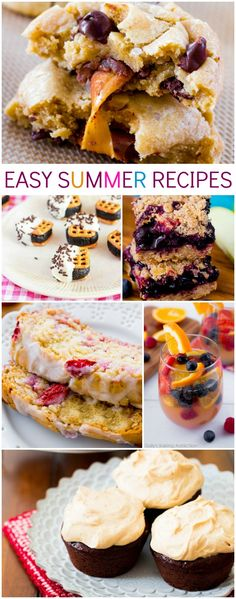7 Easy Summer Recipes to Try!