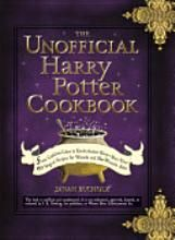 """""""The Unofficial Harry Potter Cookbook"""" written by Dina Bucholz. Bangers and mash in the Hogwarts dining hall, a cuppa tea and rock cakes in Hagrid's hut, cauldron cakes and pumpkin juice on the Hogwarts Express. 150 easy-to-make recipes, spell binding meals straight from your favorite Potter stories, such as: Treacle Tart--Harry's favorite dessert, Molly's Meat Pies--Mrs. Weasley's classic dish Kreacher's French Onion Soup Pumpkin Pasties. Harri Potter, Pumpkin, Juice Recipes, Hogwart, Unoffici Harri, Harry Potter, Meat Pies, Potter Cookbook, Dessert"""
