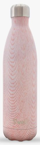 S'well Textiles Collection Stainless Steel Water Bottle - Grapefruit Linen $46.99 - from Well.ca