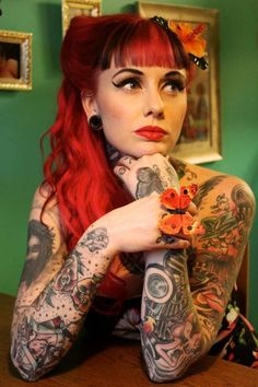 hair ink tattoos - photo #19