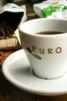 Puro Fairtrade Coffee: Saving the Rainforest (and my sanity)