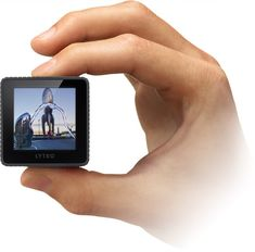 The camara of the future- captures all the points of light and allows you and others to interact afterwards with the images taken... and all with a really cool design!! It rock's!!