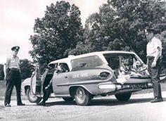 Chicago PD 1961 Dodge Seneca Canine Patrol wagon