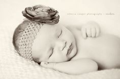 Baby girl. #newborn #photography