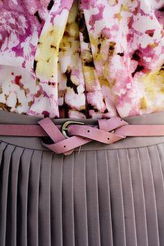 double knot belt