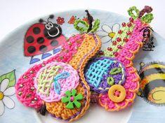 Crochet PEAR application (Vendula)