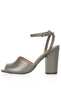 vamp sandal, shoe, river