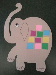You cannot miss this colorful elephant in the room! Join us for our fun animals preschool storytime here @ Alamitos library!