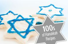 A Festival of Bites! Delicious Hannukah Recipes | via @SparkPeople #food #holiday