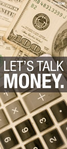 Ease your way into the money talk with some of these tips!