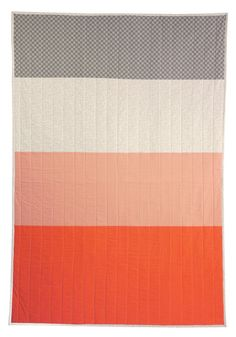 Hopewell Quilts; contemporary quilt; colour block quilt