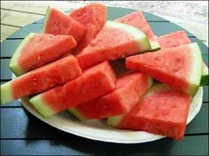 How To Pick The Best Watermelon Everytime! :)  No more cutting into a disappointing melon!