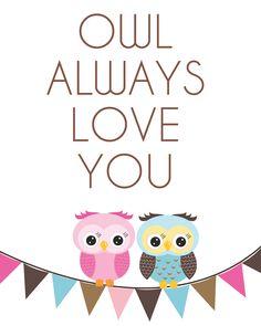 OWL always love you.  www.facebook.com/MeYouEvie