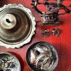 my jewelry, bohemian - photo by apartmentf15