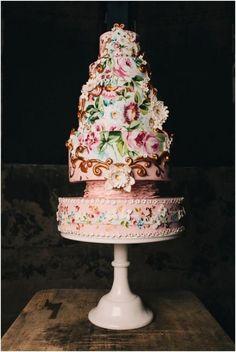Wedding Cake Perfect!!!