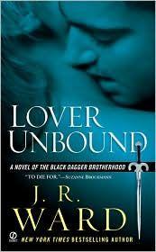 Lover Unbound (Black Dagger Brotherhood Series #5)