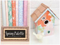 Lindsay's Picks - Spring Palette