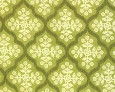 Hello Luscious - Floral Green by Basicgrey from Moda